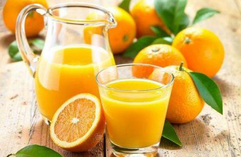 Апельсиновий сік від застуди