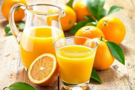 Апельсиновий сік захистить від слабоумства