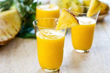 Користь ананасового соку