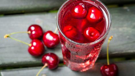 Лікування вишневим соком