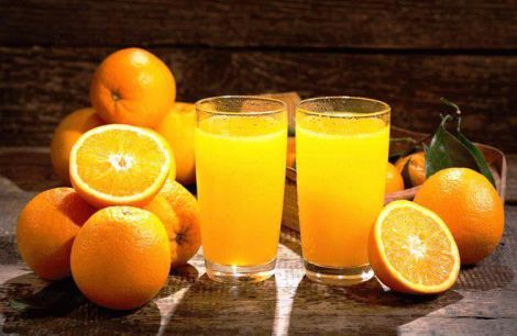 Апельсиновий сік для серця