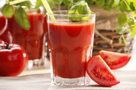 Як томатний сік впливає на здоров'я?