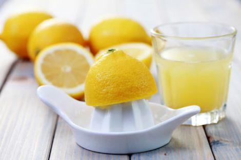 Корисний лимонний сік