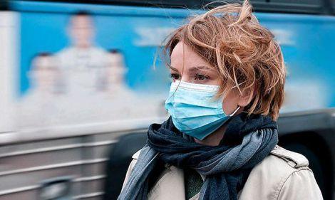 Захисні медичні маски