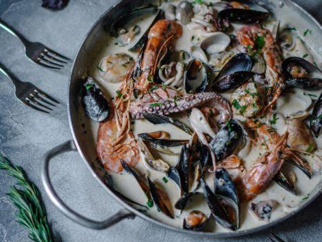 Найкорисніші морепродукти для жінок