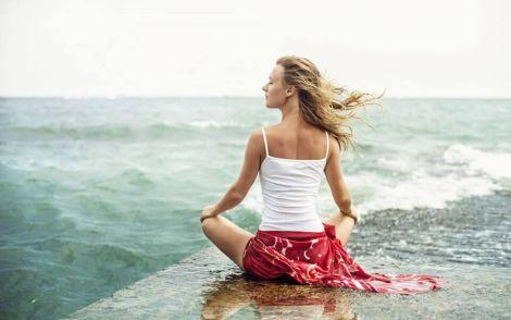 Заняття медитацією позитивно впливає на організм