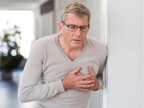 Ознаки інфаркту