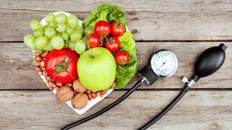 Підвищений тиск: які продукти корисно їсти при гіпертонії