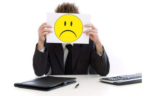 Депресія часто виникає у офісних працівників