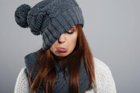 Зимова депресія
