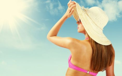 Надмірна засмага шкодить жіночому здоров'ю