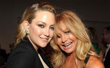 Кейт Хадсон і її мама