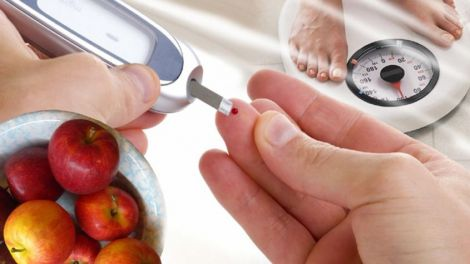 Ознака високого цукру в крові