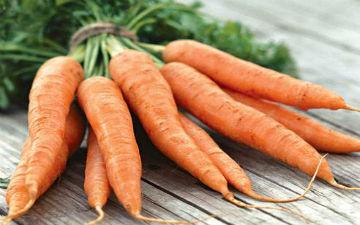 Худніть з морквою
