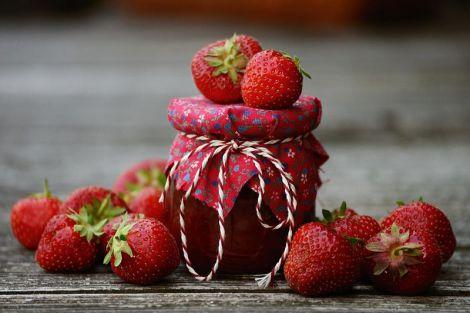 Як з полуниці приготувати корисне для фігури варення без цукру