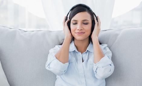 Музика зменшує біль