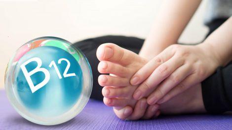 Дефіцит вітаміну B12: незвичайні відчуття в пальцях вкажуть на проблему