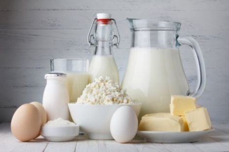 Молочні продукти зміцнюють кістки