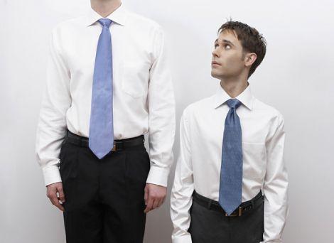 Чоловіки низького росту