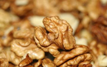 Волоські горіхи позбавлять від холистерину