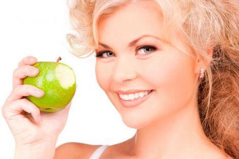 звичайне яблуко здатне усунути прищі
