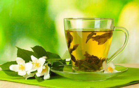 Зелений чай - напій, який врятує від раку