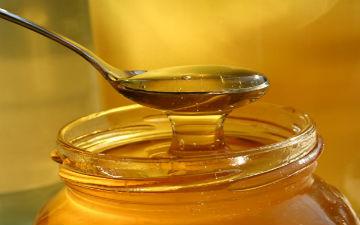 Мед допомагає печінці