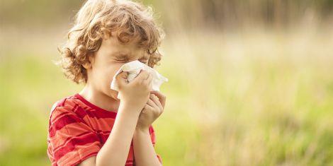 Дощ посилює алергію на пилок