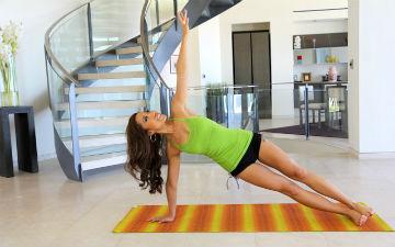 Вправи для спокусливого підтягнутого тіла