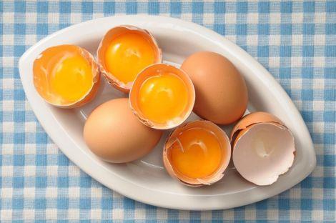 Миття яйцями