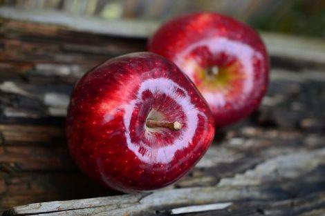Несподіваний ефект від вживання яблук