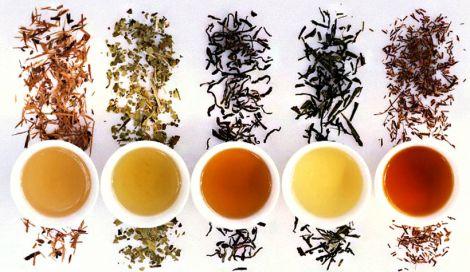 Які види чаю найкраще знімають запалення в організмі