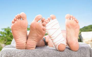Бережіть ваші ноги