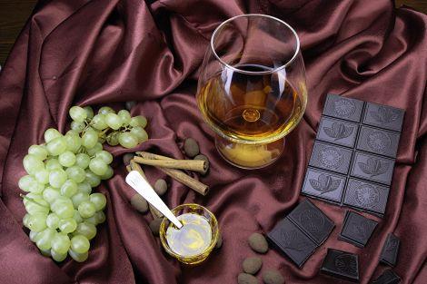 Шоколад і виноград від вірусів