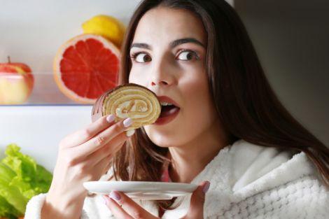 Переїдання солодощами