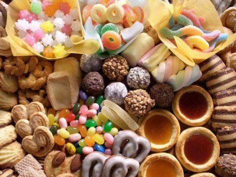 Обмеження вживання солодощів