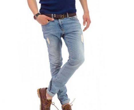 Чоловічі джинси не мають бути надто вузькими!