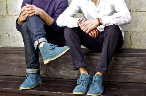 Вузькі чоловічі джинси