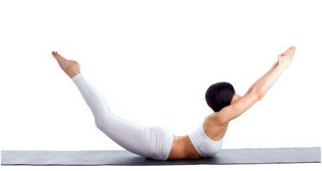 Йога для здоров'я хребта