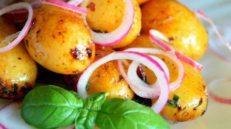 Картопля - популярна страва