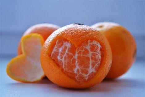 Лікування мандаринами