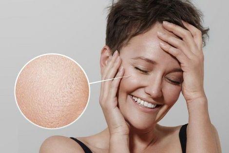 Харчування для сухої шкіри обличчя