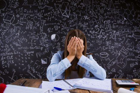 Сприйняття математики хлопциками та дівчатками