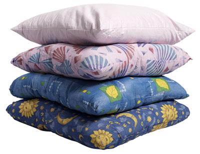 Як вибрати подушку?