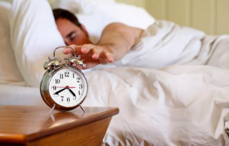 Хронічне недосипання