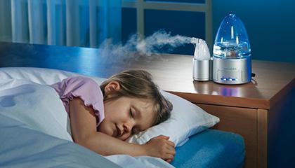 Сухе повітря шкодить не тільки здоров'ю, а й красі