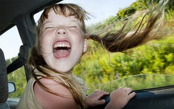 ряд прийомів дозволить зменшити приступи нудоти під час руху у транспорті