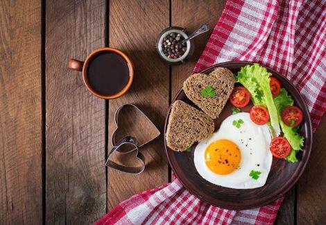 Продукти для сніданку