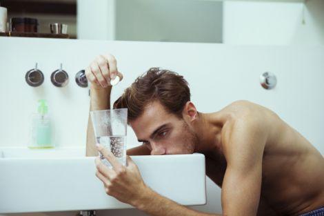 Очищуємо організм після вживання алкоголю