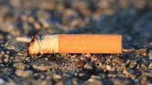 Шкідливі сигаретні фільтри
